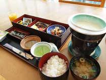 ※使用不可※*【朝食】目覚めのカラダにはあったかい定食が一番!