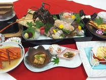 【伊勢海老コース】絶品☆甘くてぷりっぷりの食感を堪能ください♪