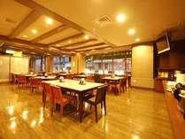 【朝食レストラン花茶屋】一日のスタートは朝食から。和洋食のバイキングをご用意いたしております。