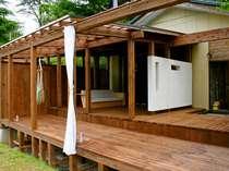 *楓の荘-贅沢なプライベート付きの客室です