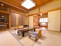 *松の荘/ゆったり安らぐ落ち着くお部屋。