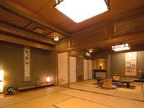 【柊の荘-HIIRAGI-】<和室> グループにおススメ!ゆったり広々、手足を広げてお寛ぎください