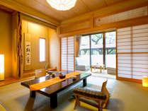 【椿の荘-TSUBAKI-】<和室>他のお部屋と景色が違う為、リーズナブルでお得♪