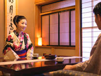 ◆【の~んびり】色浴衣に着替えてお部屋でリラックス☆