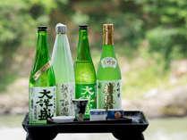 """【お酒】新潟といえばお酒!""""旬の食材""""とともにお愉しみ下さい♪"""