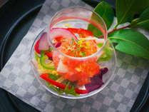 """""""四季折々""""器の中に色鮮やかな季節が踊る、「可愛らしく、美味しい」お料理を…"""