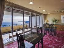 最上階14階レストラン「天翔」でゆったりとお食事を。