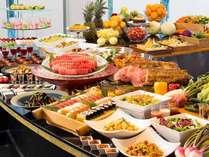 三崎まぐろをはじめ三浦の幸と季節のお料理食べ放題のディナーバイキング(イメージ)