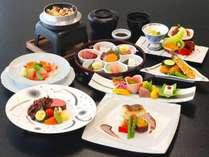 和食会席・11/10までのお料理イメージ