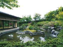 貴賓室(101号室[福禄寿])和室と専用庭園
