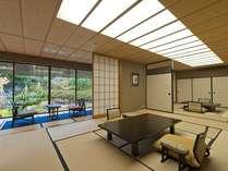 貴賓室『福禄寿』の客室