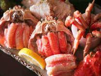 地元の味雌の「香箱蟹」赤い宝石箱との別名名高い人気の食材