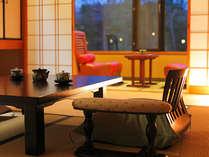 全10室すべてが趣の異なる美しい客室