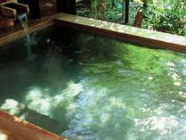 貸切風呂~萬葉の湯