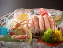期間限定の冬の贅沢。雌の香箱蟹は魯山人も愛した味。
