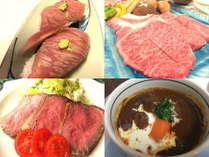 ◆肉いぃねぇ。*:゜☆ A5・黒毛和牛・ブランド三元豚だけの ☆豪華な少食☆
