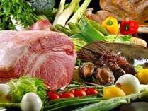 【鉄板焼 Baknos】 本日も全国各地から【本物の食材】が集まっています・・☆