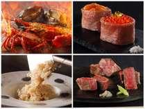 【夢咲案内人 The 最後の晩餐】 鉄板焼 Baknos(バクノス) グルマンズコース・・☆