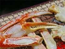 【手軽にカニを♪】旬のカニを気楽に味わう♪日本海の地魚とカニを楽しむ★〔蟹会席プラン〕