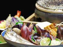 *宮津名産【とり貝】。サッと炙ることで、甘みや食感が更に増します。