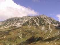 立山(室堂より望む)~立山黒部アルペンルート
