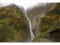 ≪大パノラマの紅葉を体感!≫ 立山黒部アルペンルート:紅葉の得々称名プラン