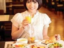 ゆったりSTAY♪ツインルームを1名様利用☆☆豆富が自慢の和洋50種類の朝食バイキング付きプラン。