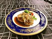 セレクト夕食(日替わりメイン料理)