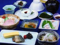 朝食一例:和朝食で健康的に♪