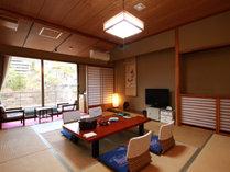 ■【和室】ファミリーに人気の10畳和室です☆