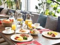 金山テラス_朝食ブッフェ