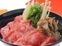 タイムセール■特別限定「長野県産牛すき焼き」お部屋食