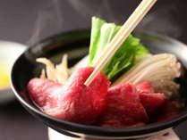 長野県産牛すき焼き