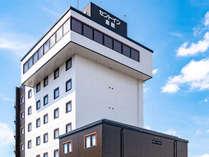・【外観】JR新倉敷駅より徒歩約15分、観光にビジネス利用に最適