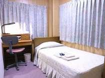 シングルの客室