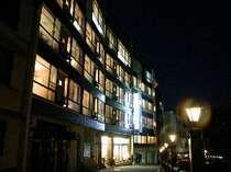 夜の光陽館