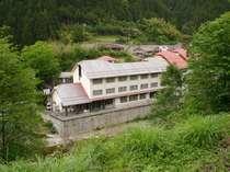 奥吉野・十津川の格安ホテル ホテルのせ川