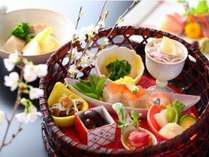 信州産・地元産の食材中心に季節感あふれる手作り料理を♪