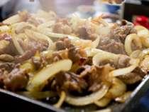 B級グルメ『十和田バラ焼き』を十和田産さくら肉でご賞味ください♪