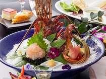 【しらら優雅】伊勢海老お好み料理:お一人様ずつ調理法をお選びいただけます