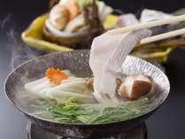 紀州の秋冬グルメの代表「クエ」をご賞味ください。