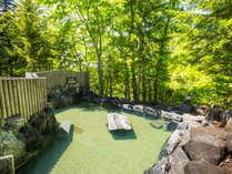 【露天風呂】源泉掛け流し 天然保湿成分メタケイ酸が豊富な「美肌の湯」