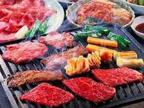 焼肉海鮮バーベキュー(イメージ)