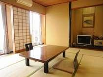 和室10畳バルコニー付きユニットバストイレ付き冷暖房完備インターネット利用可