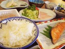 *【朝食例】モリモリ食べて、観光やレジャー、ビジネスへ行ってらっしゃい。