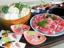 楽しくお食事。お鍋系はみんなで楽しめる人気の夕食です♪