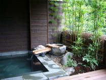 100%天然温泉をお愉しみ下さい。※ご宿泊当日は女性、翌日は男性が露天風呂付となります。(内湯もあり)