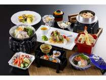 【じゃらんバザール限定】20%OFF!旬の京料理を堪能♪ 月会席 1泊2食付プラン