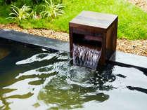 ★伊王島「島風の湯」 家族風呂:露天風呂ももちろん天然温泉!