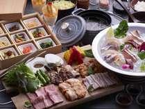 【2019夏】テラススタンダードプラン夕食イメージ